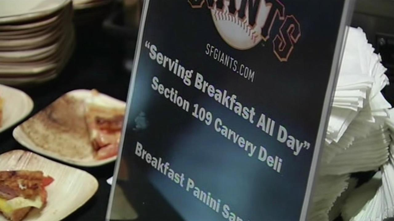 There will also be new amenities at AT&T Park this season in appreciation of the fans.