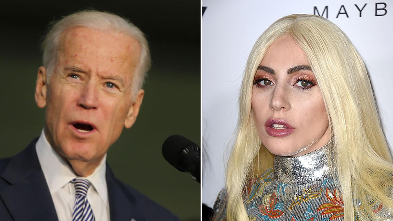 Lady Gaga and Joe Biden are bringing their act to Las Vegas for an event raising awareness about sexual assault.