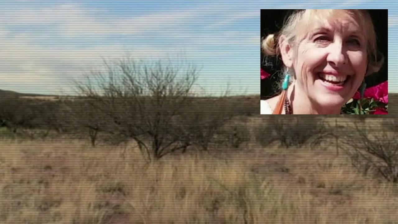 A grandmother is alive today because she led rescuers right to her after spending nine days lost in the Arizona desert.