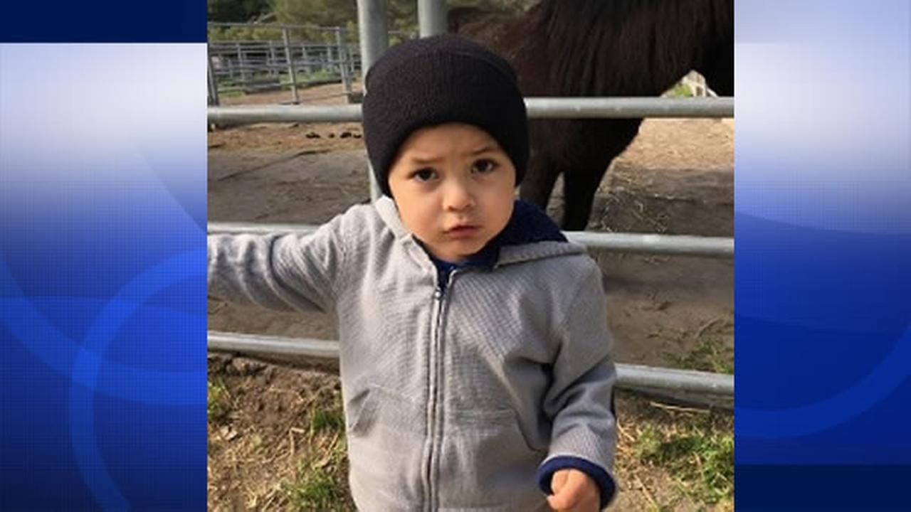 An Amber Alert has been issued for 2-year-old Jason Vargas, abducted from Soledad.