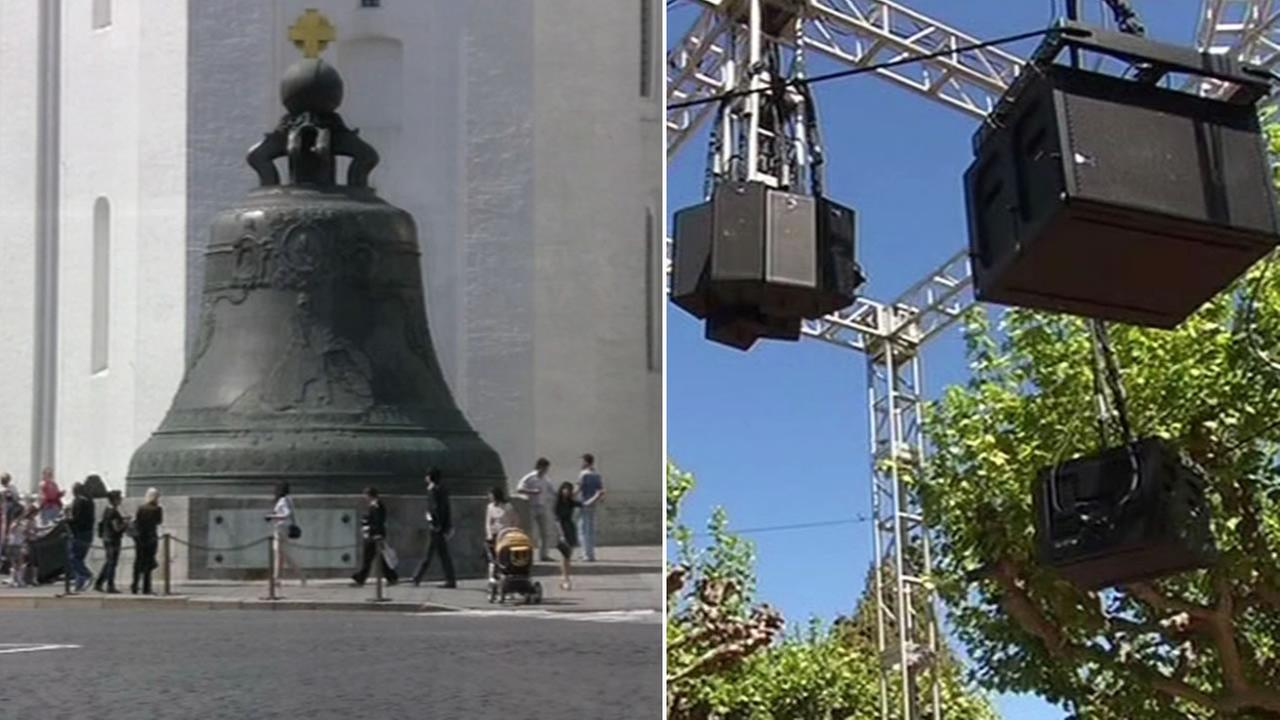 UC Berkeley has replicated the sound that the 200-ton Tsar Bell was intended to make.