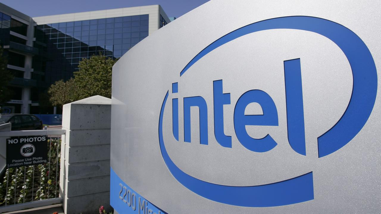 An exterior view of Intel Corp. headquarters is seen in Santa Clara, Calif., Tuesday, Sept. 5, 2006.