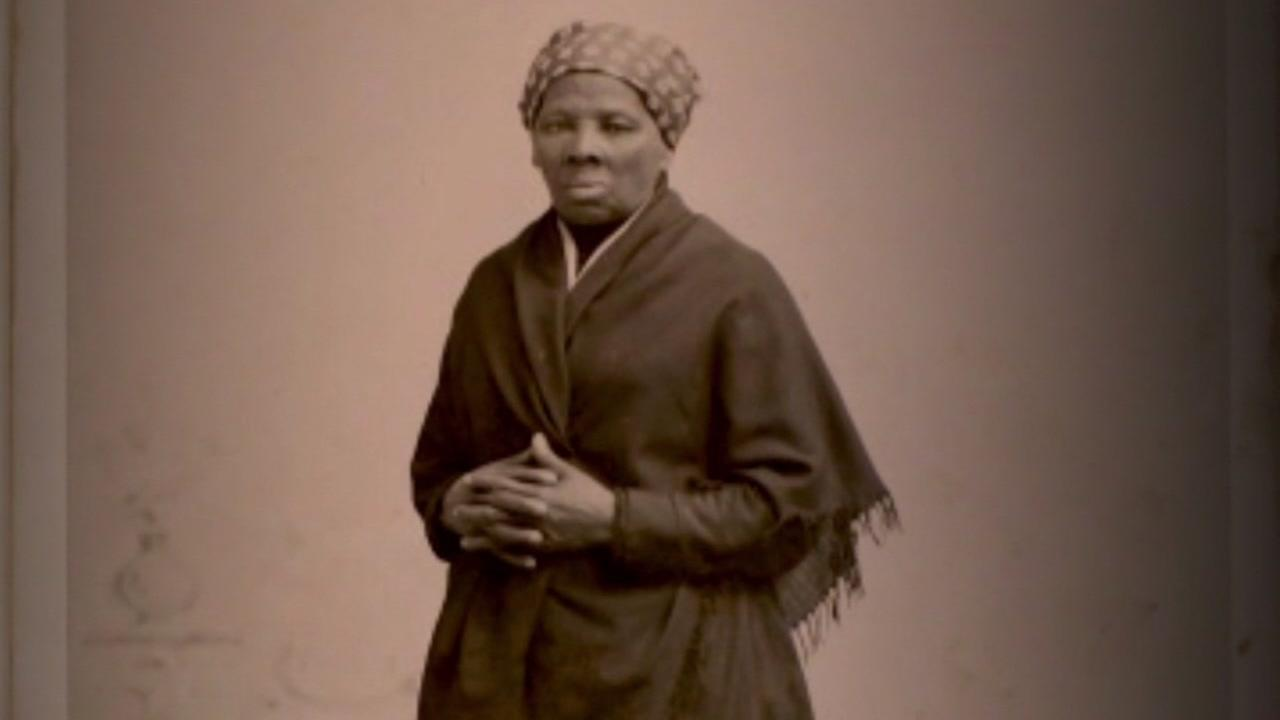 This undated image shows Harriet Tubman.