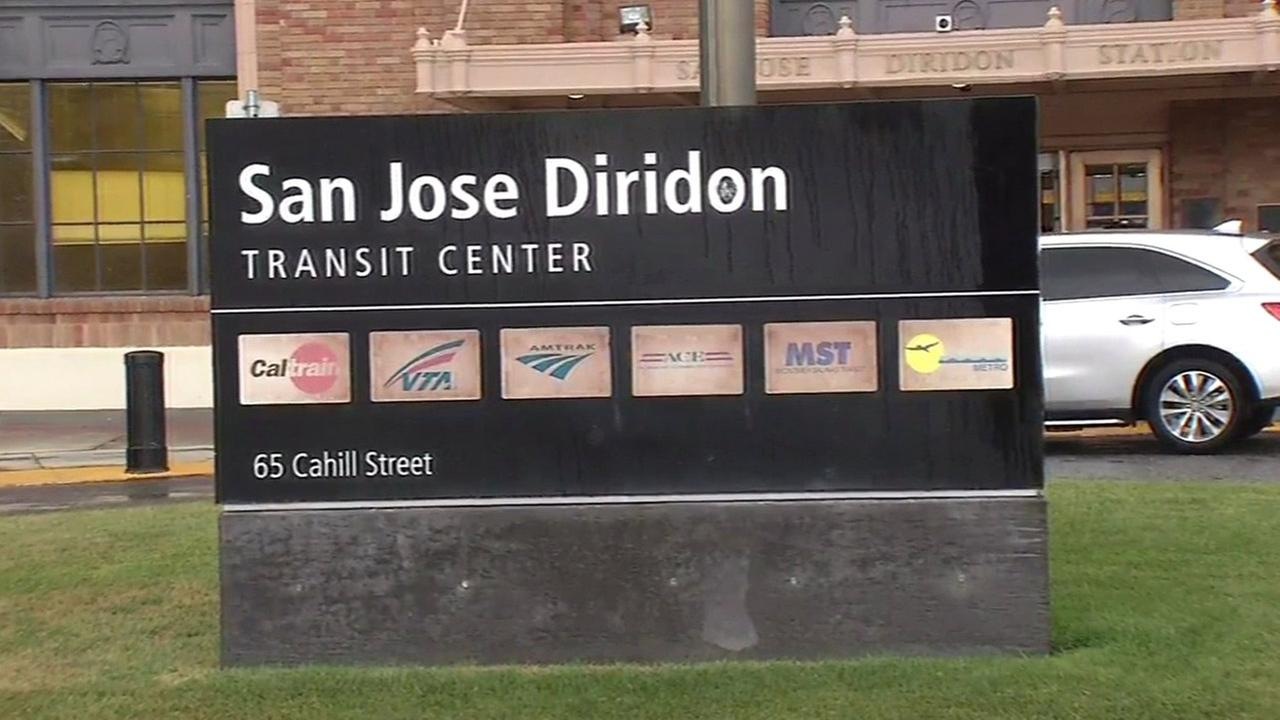 Diridon Transportation Center in San Jose, California, Friday, April 22, 2016.