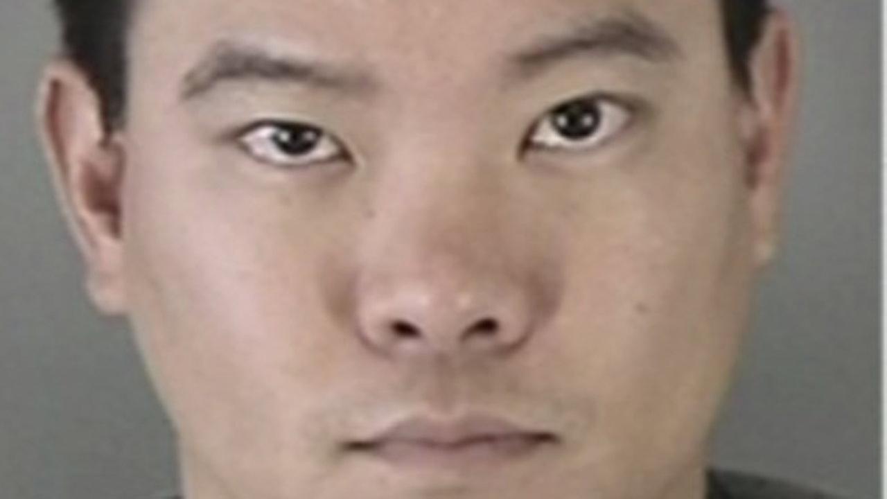 Former San Francisco police officer Jason Lai.