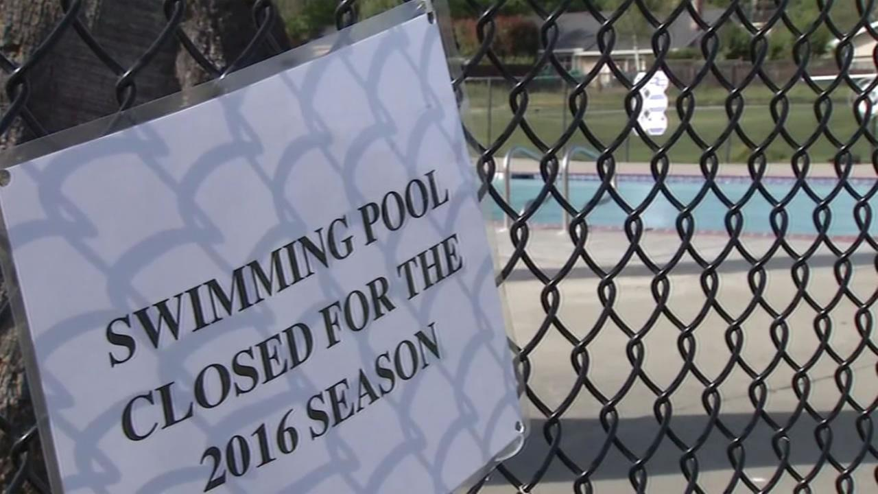 On Friday, the Aqua Bears were told by email that the pool has been shut down because its no longer financially sustainable.