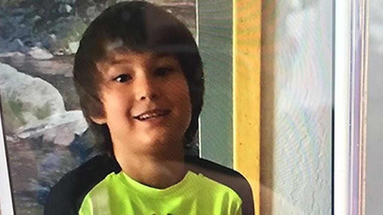 Walnut Creek police are searching for 7-year-old Dylan Lounegov.