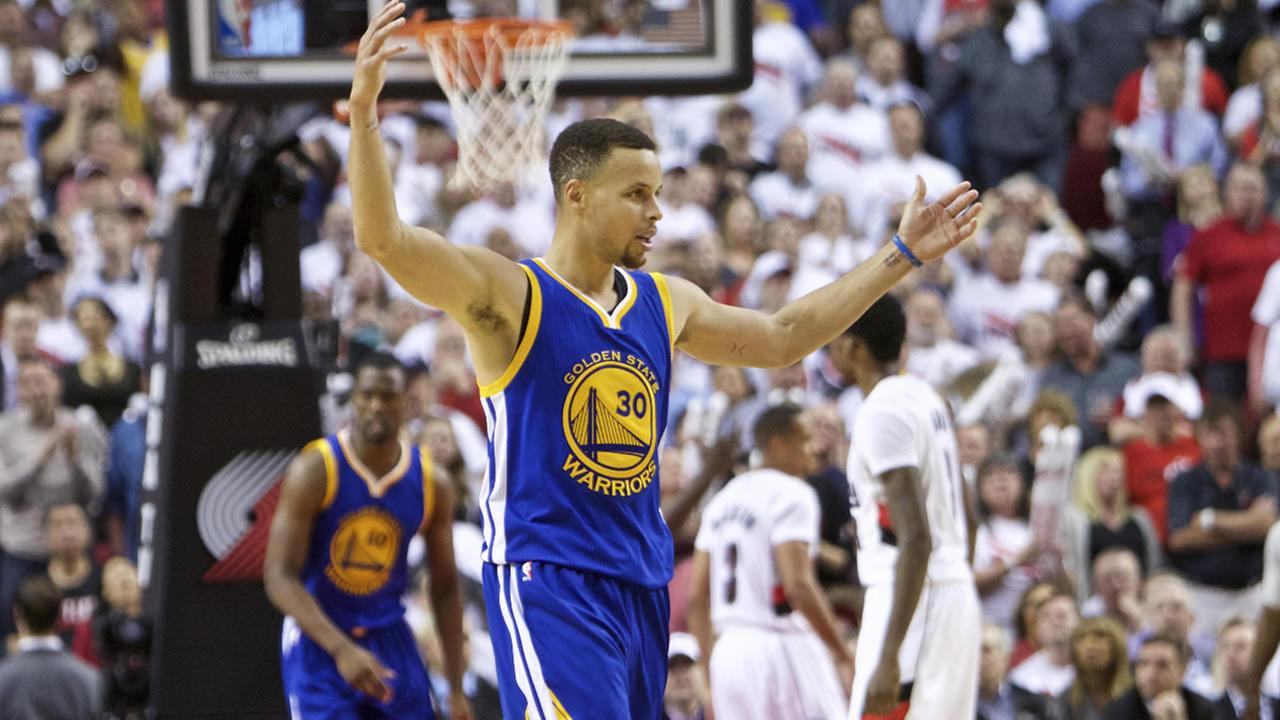 WATCH LIVE Warriors Trail Blazers Game 5 Post-game News ...