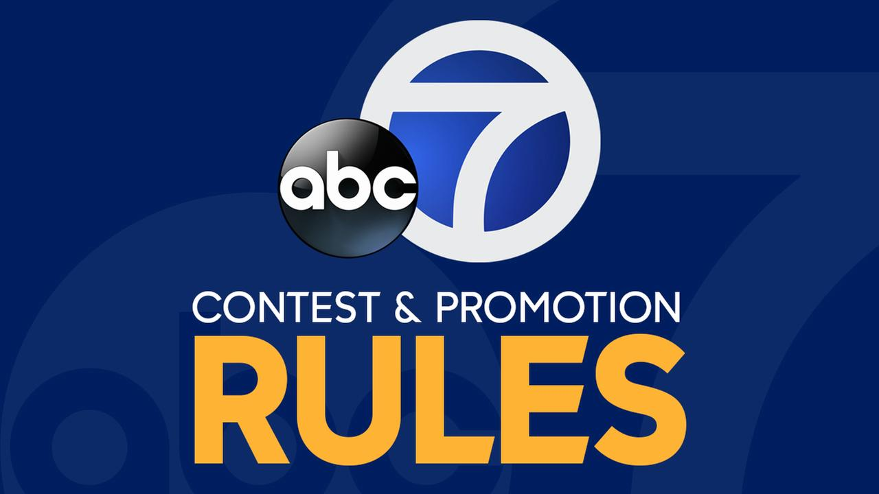 Official ABC7 Contest and Promotions Rules