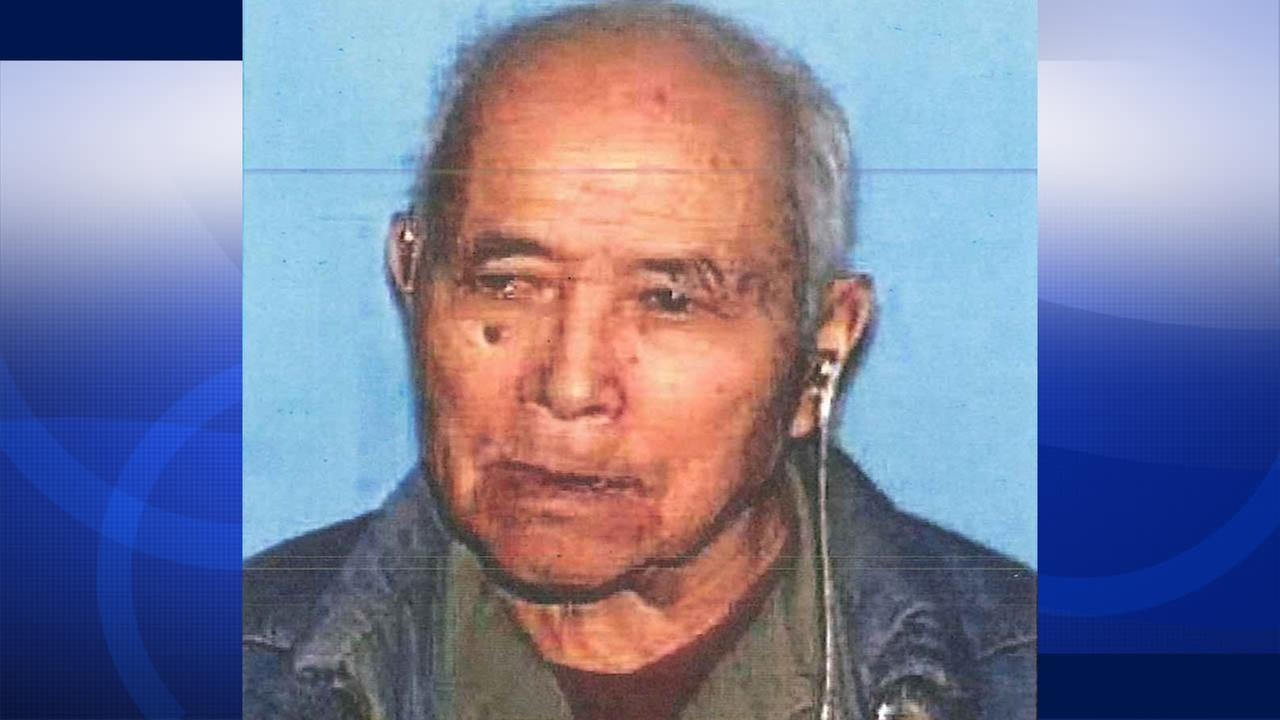 San Francisco police are looking for 82-year-old Shu Song Chen.