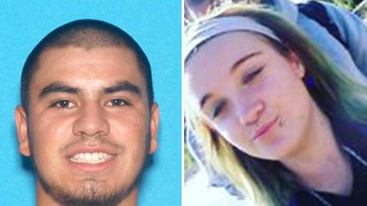 This image shows Fernando Castro,19, of Vallejo, Calif. who is accused of  pulling a gun on Pearl Pinson, 15, on May 25, 2016. Pinson has not been seen by her family since.