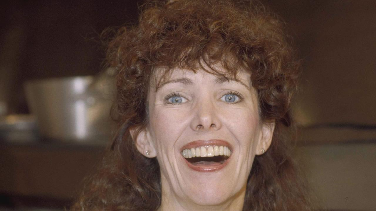 Actress Beth Howland smiles in this photo from 1984. Exact date and location is unknown.