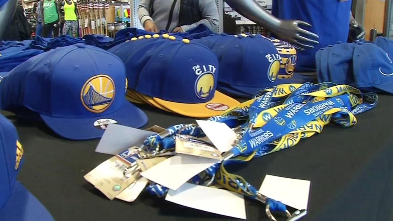 Golden State Warriors hats