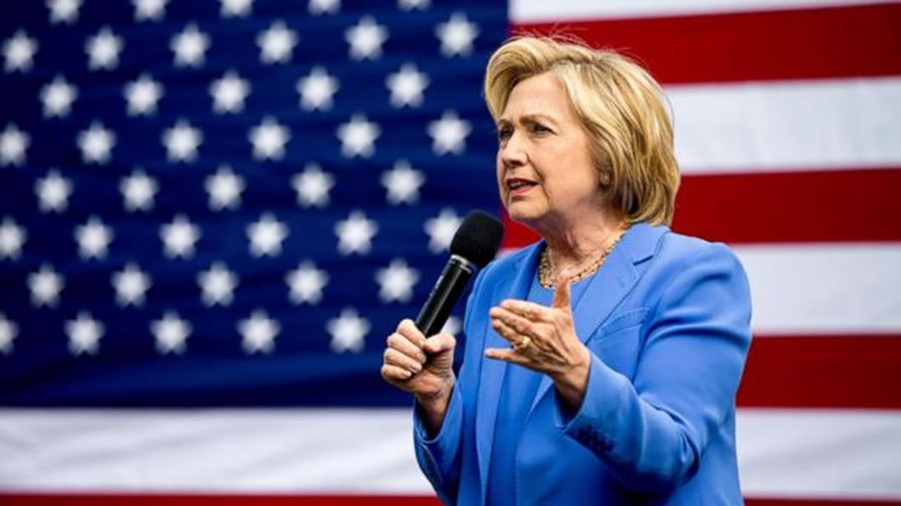 FILE: Hillary Clinton