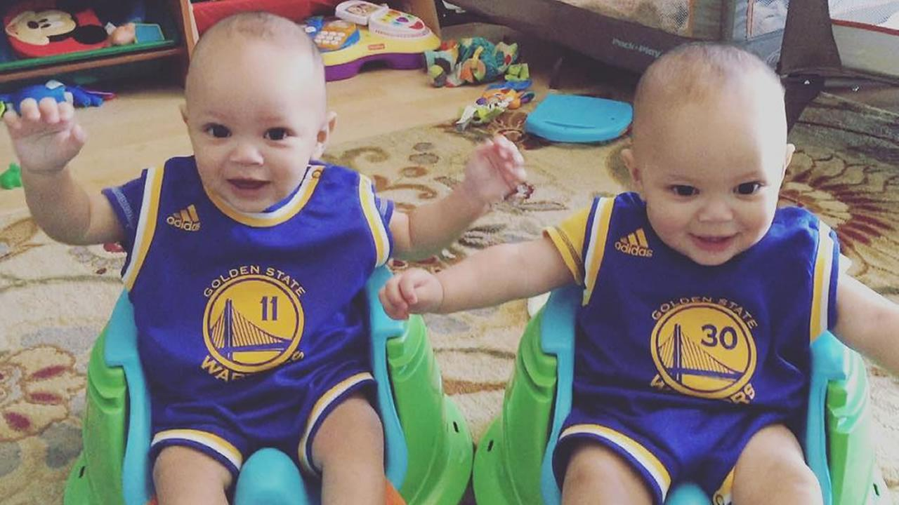 #DubNation we want to see your pride! Tag pics #DubsOn7. http://abc7news.com/warriors/@jaxonjonah/Instagram