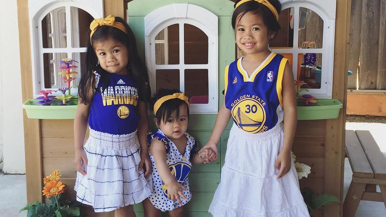 We want to see your fan pride, so tag your photos #DubsOn7 and we may feature them here or on TV.Photo submitted to KGO-TV by @cablayan_dolls