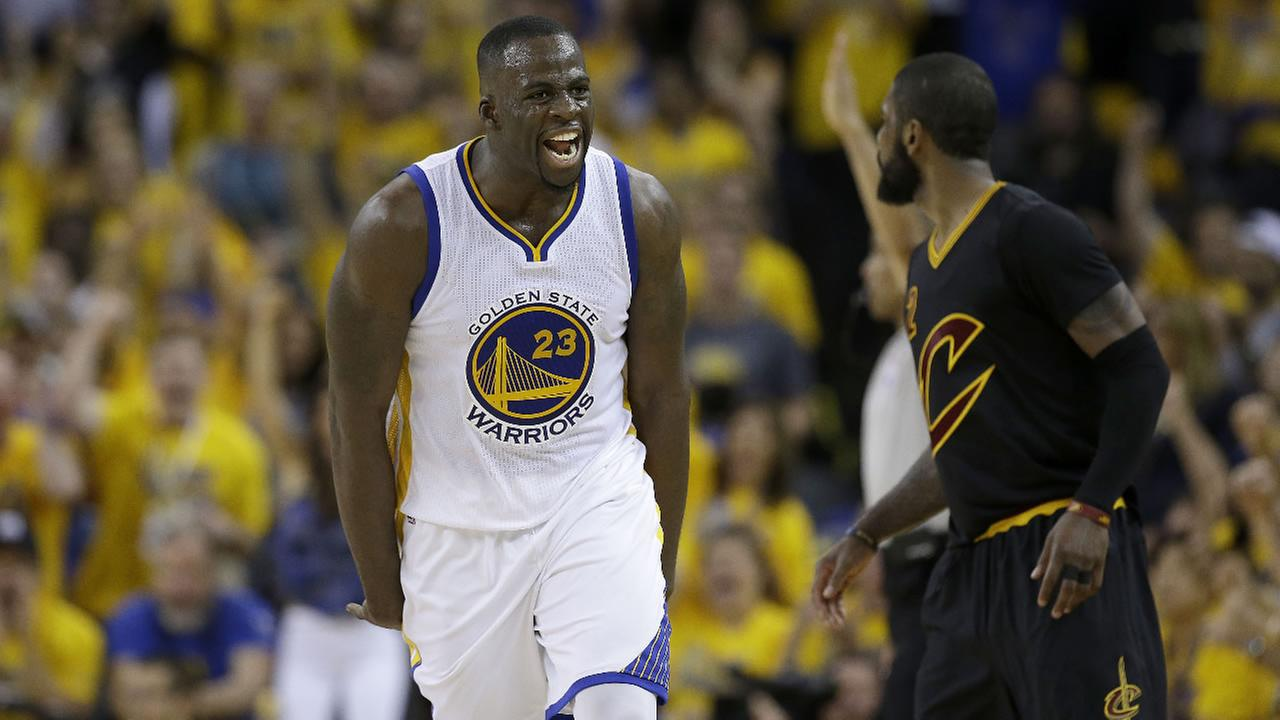 PHOTOS: Golden State Warriors, Cleveland Cavs face off in ...