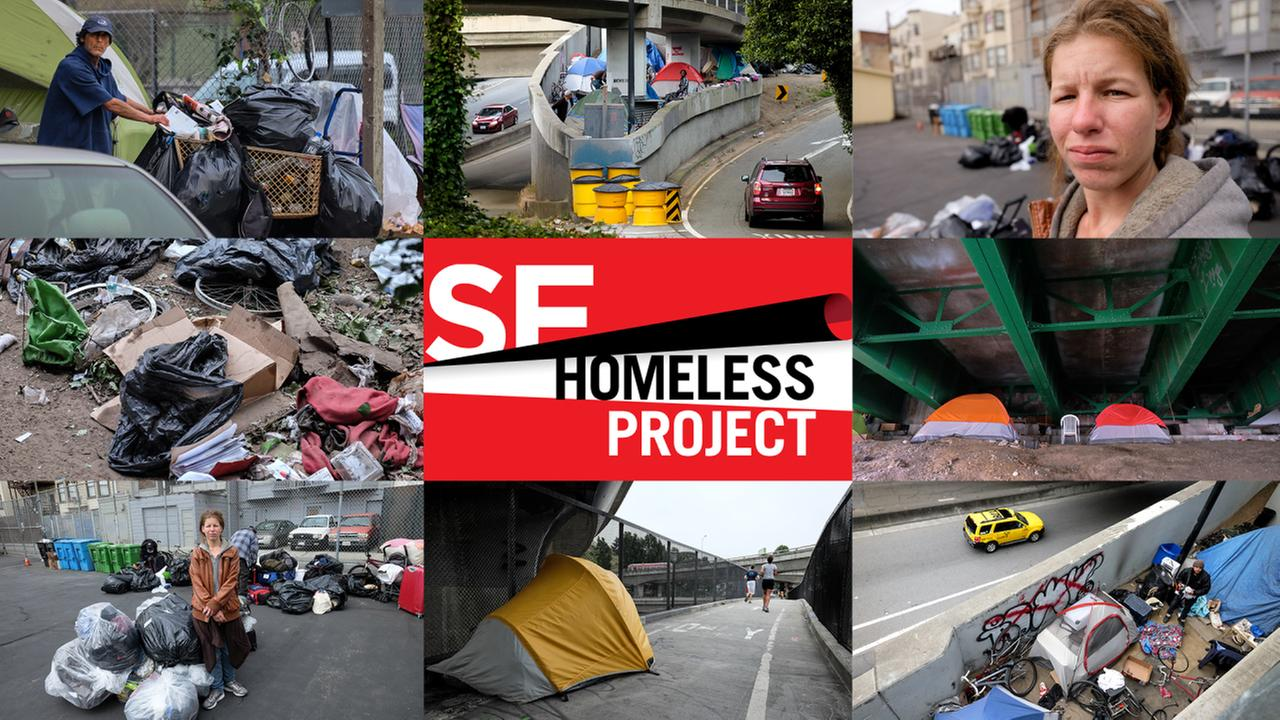 Letter of intent for San Francisco Homeless Project