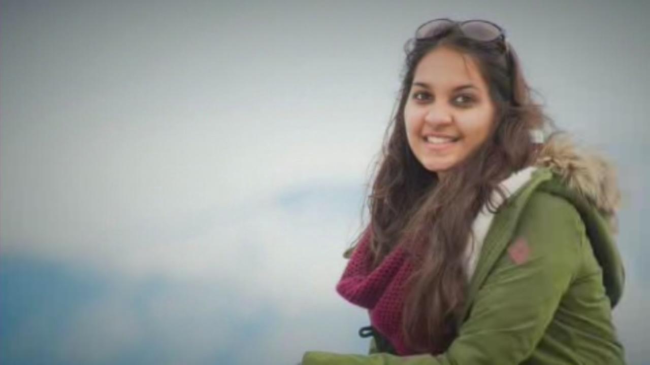 UC Berkeley student Tarishi Jain.