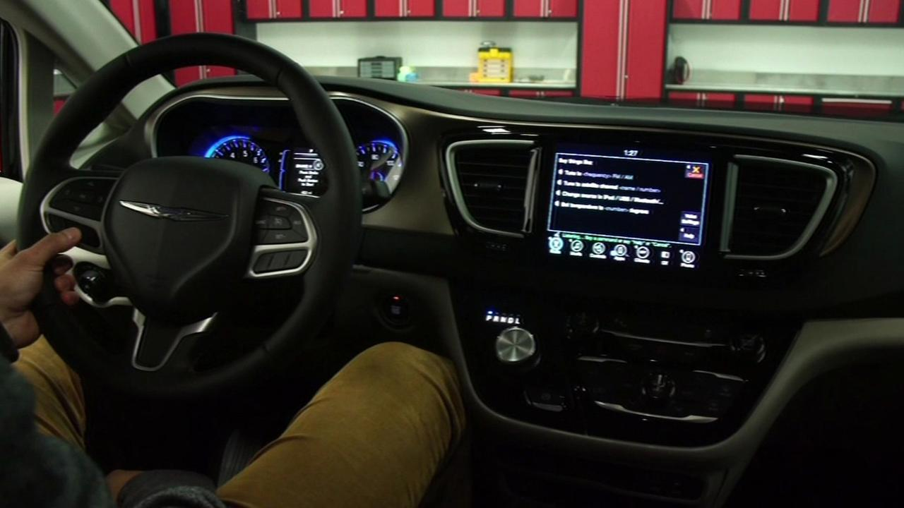 FILE  -- Car infotainment system