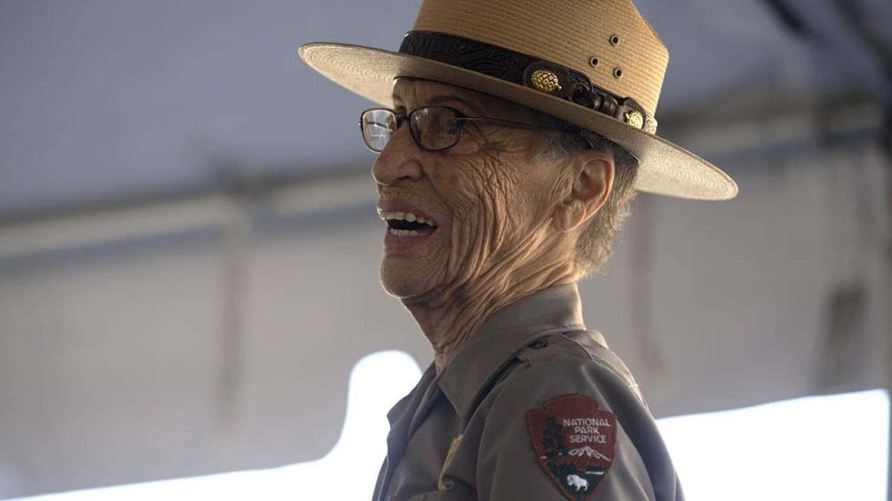 The National Park Services Oldest Ranger Betty Reid Soskin Received A New Presidential