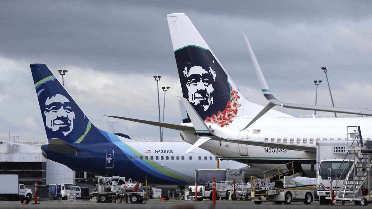 FILE: Alaska Airlines