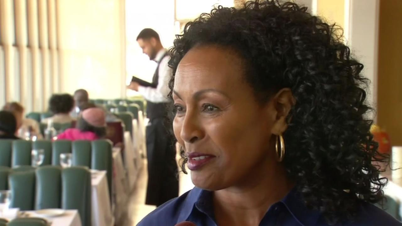 Membere Akilu is a philanthropist who feeds 1,500 homeless at her waterfront restaurant every Thanksgiving.