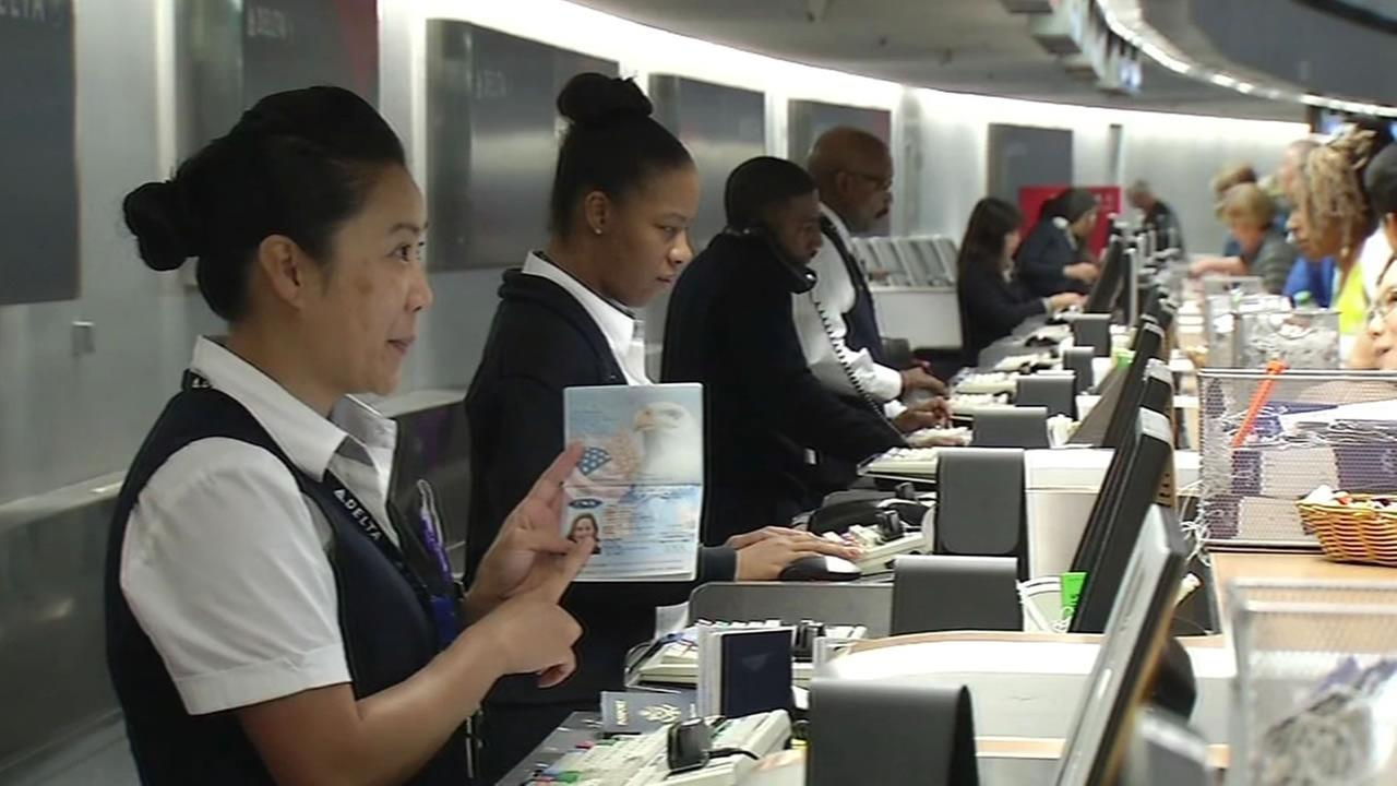Stranded Delta passengers learning pitfalls of airline deregulation