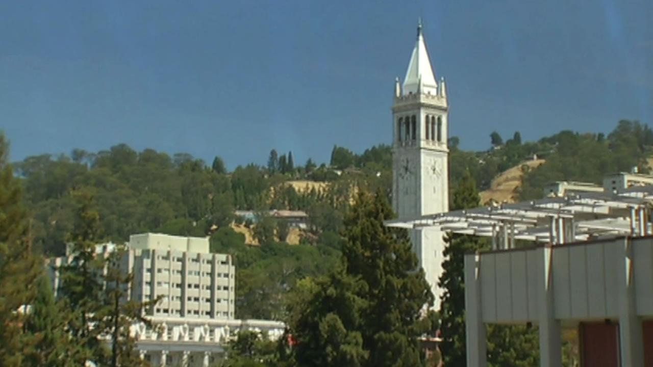 FILE- This image shows the University of California, Berkeley.