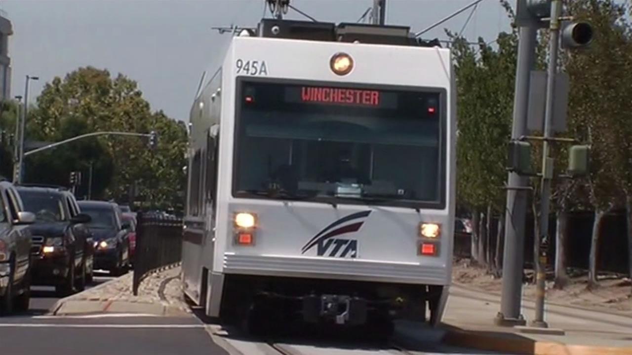 VTA creates new 49ers Express Train to Levi's Stadium