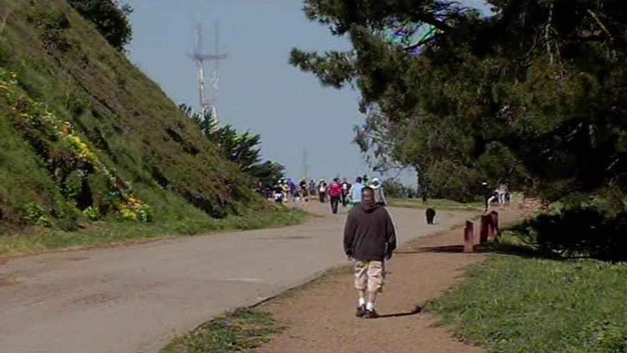 Man killed by police in Bernal Heights Park park remembered