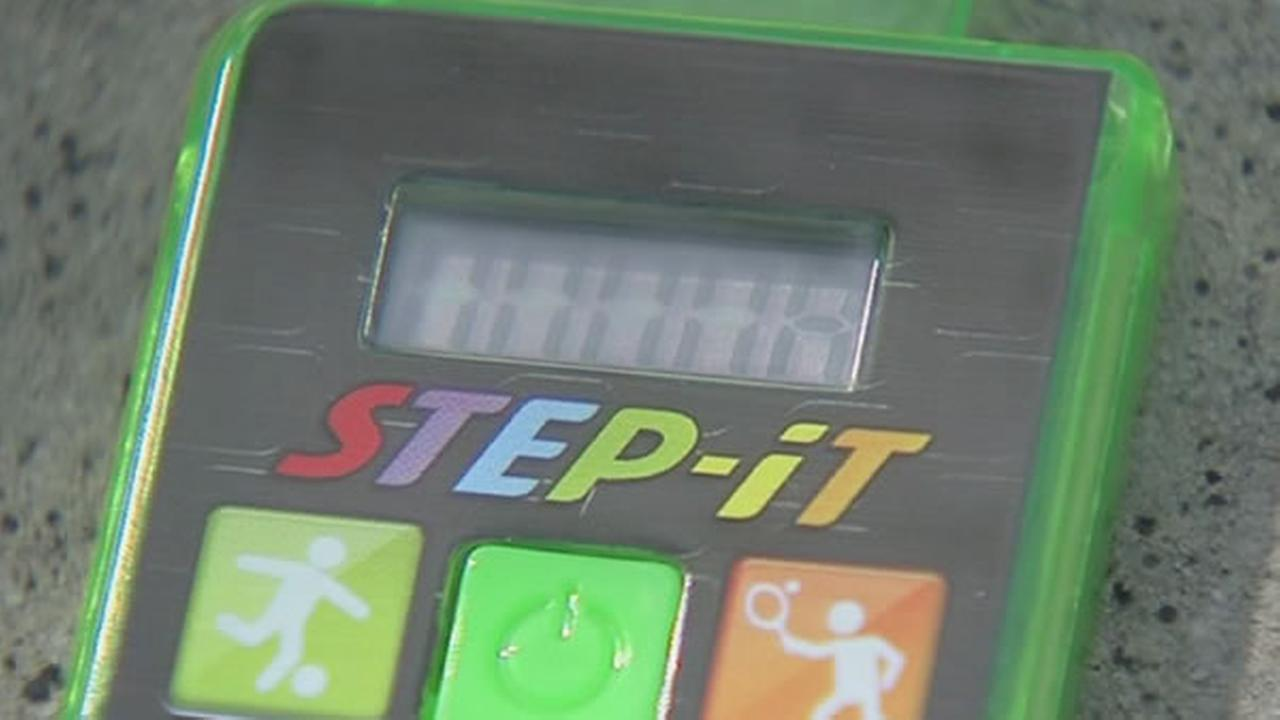 McDonalds is now including these Step-It fitness trackers in its Happy Meals.