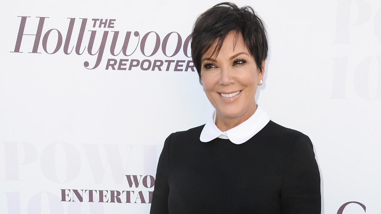 Kris Jenner arrives at the The Hollywood Reporters Women In Entertainment Breakfast on Wednesday, Dec. 10, 2014, in Los Angeles. (Photo by Richard Shotwell/Invision/AP)