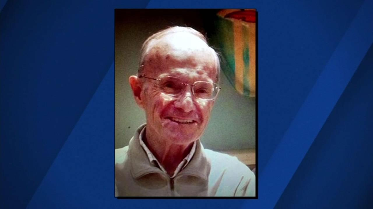 This image shows 80-year-old Edward Matson who has dementia and was last seen in Carlsbad, just north of San Diego on August 25, 2016.