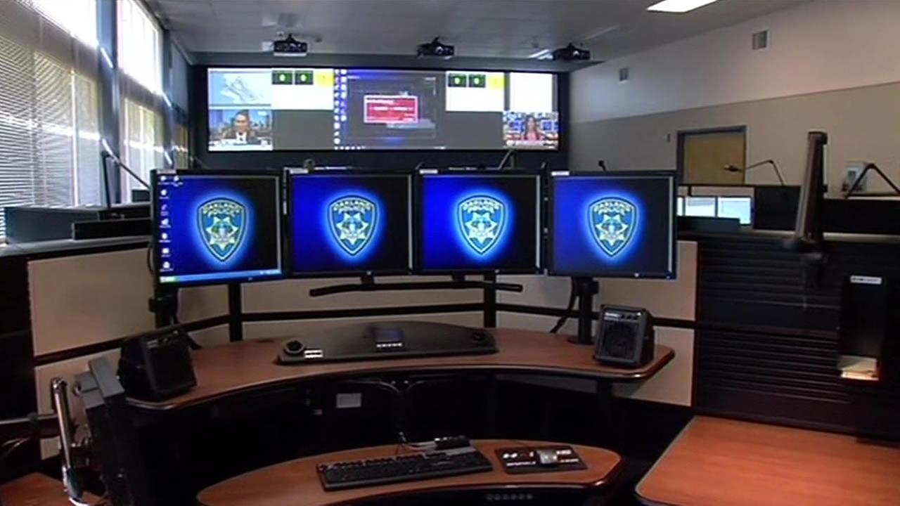 Oaklands renovated 911 center
