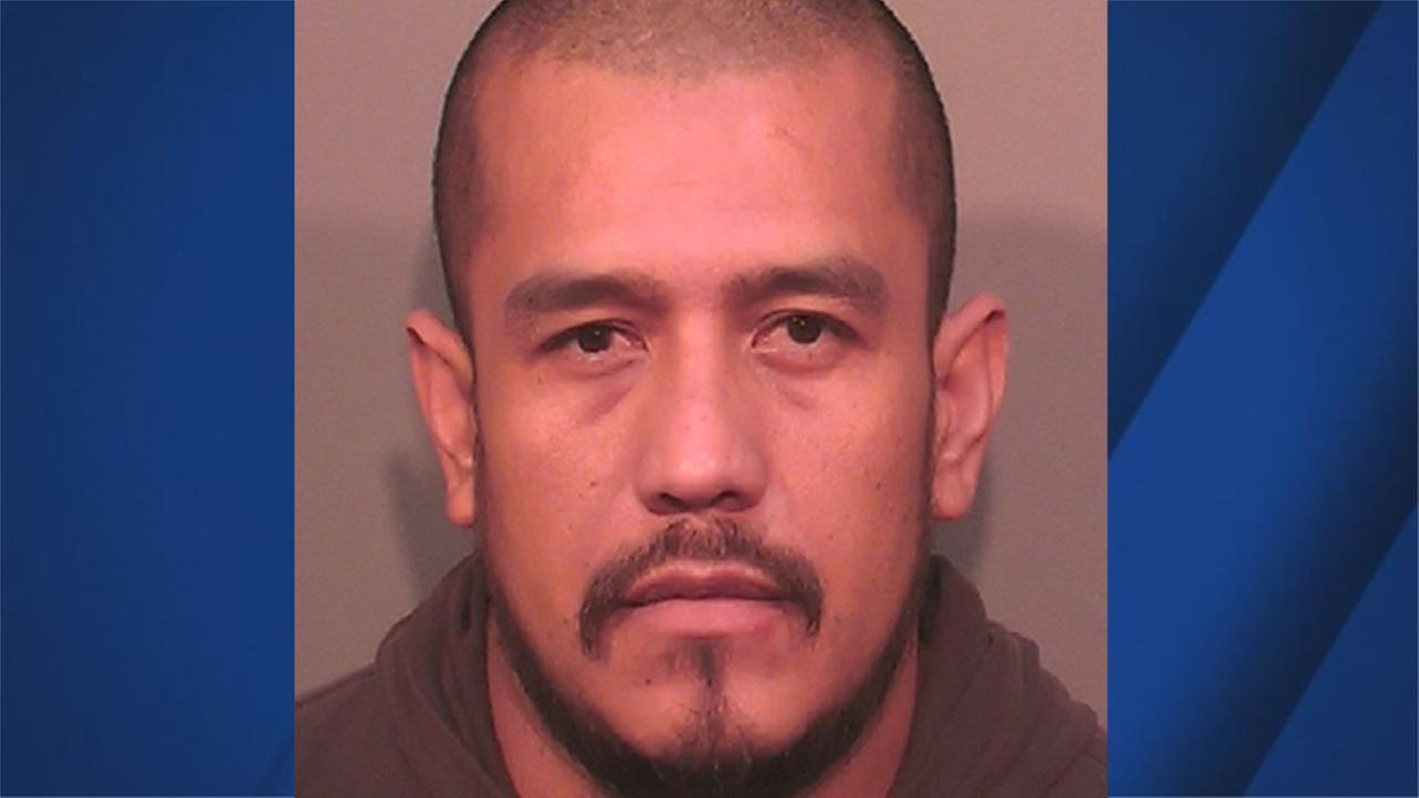 The Sonoma County Sheriffs Office say Sergio Becerril Molina, an inmate who fled from a work crew in Santa Rosa, Calif. on Friday, September 2, 2016, was found later in the day.