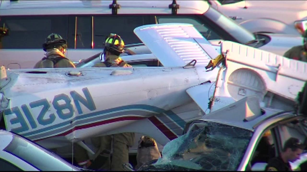 Three people died Sunday, September 11, 2016 when a plane headed to San Carlos crashed shortly after takeoff from Reno-Tahoe International Airport, according to officials.