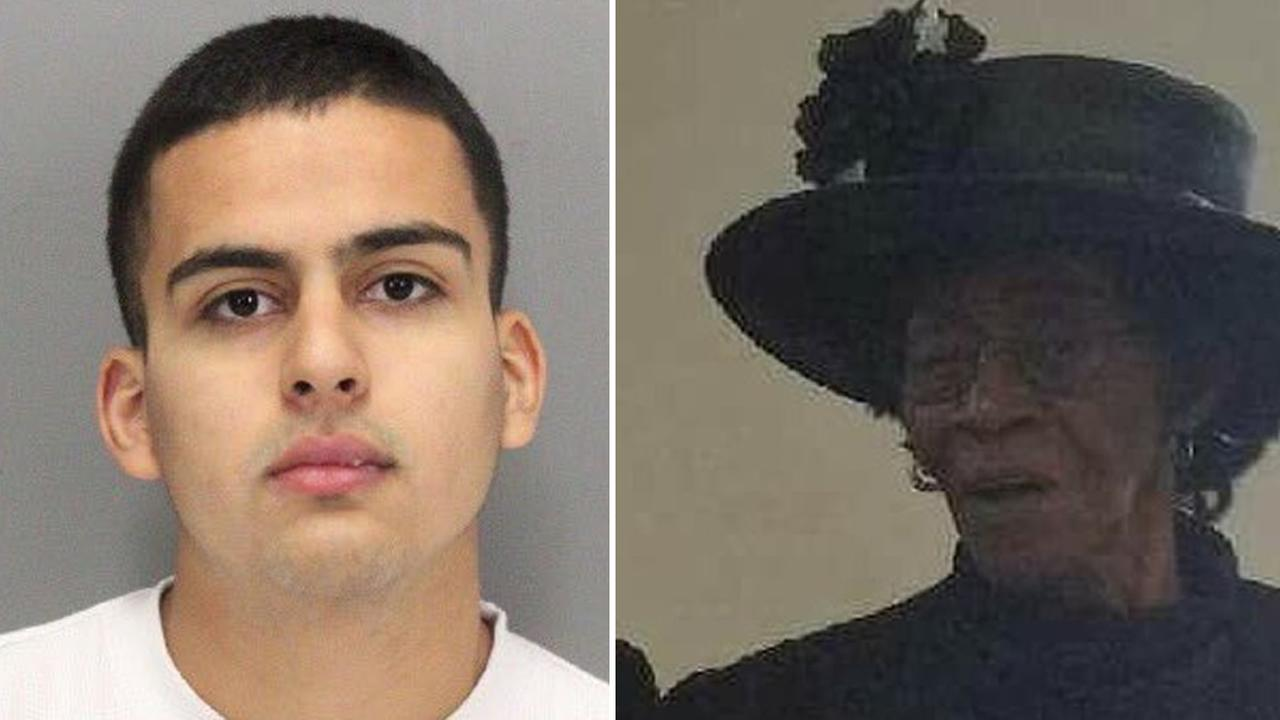 Man arrested in death of San Jose resident 'Miss Flo'