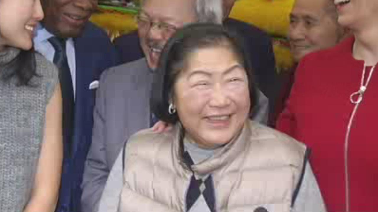 San Francisco political activist Rose Pak