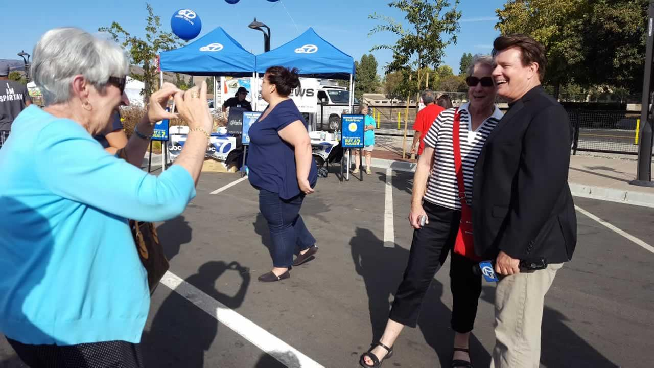 7 On Your Sides Michael Finney answered consumer questions at Fremont Street Eats in Fremont, Calif. on Friday, September 23, 2016.KGO-TV