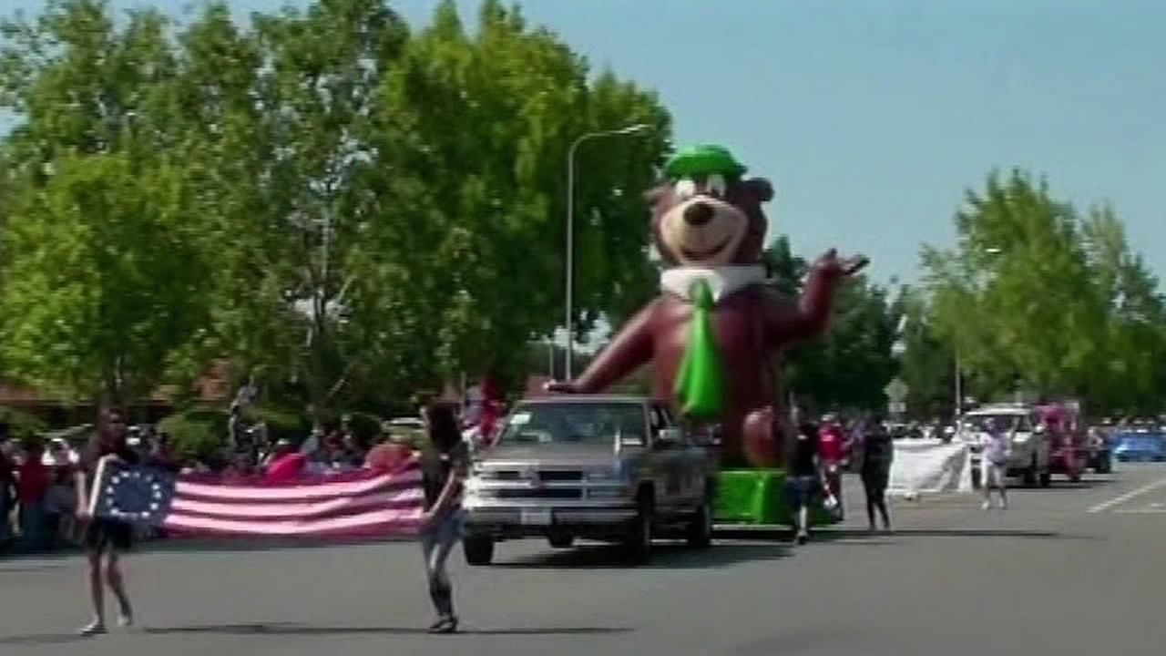 Fremont Fourth of July parade