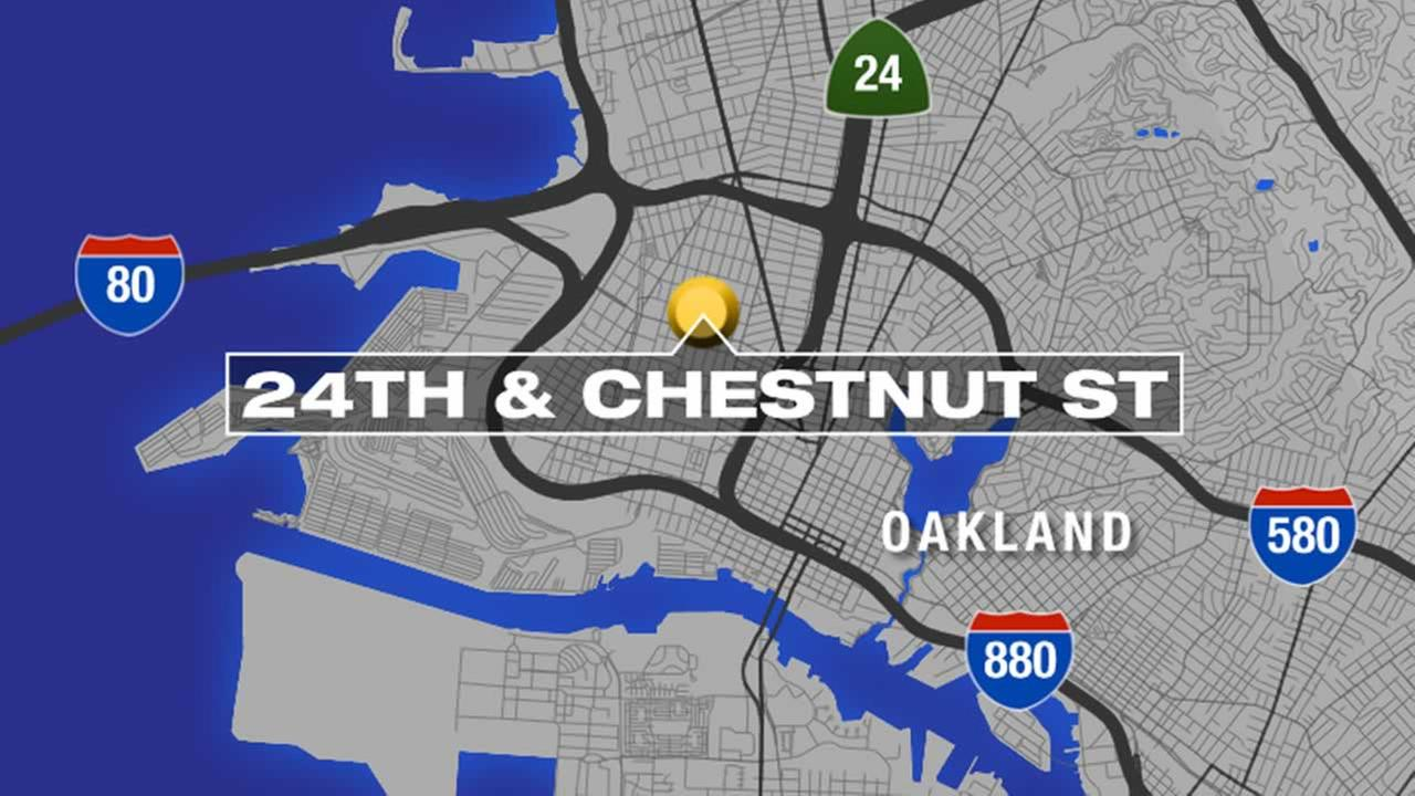 Body found on street in West Oakland