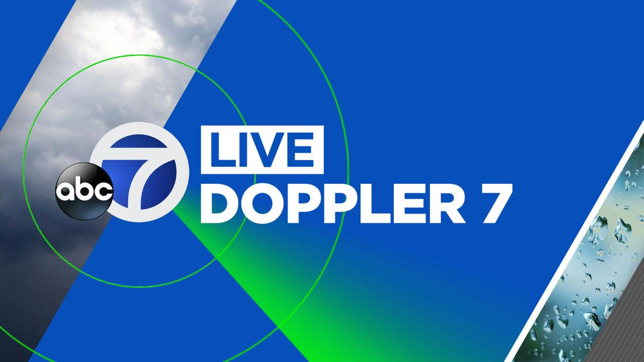 Track the rain on Live Doppler 7 radar -- WATCH LIVE
