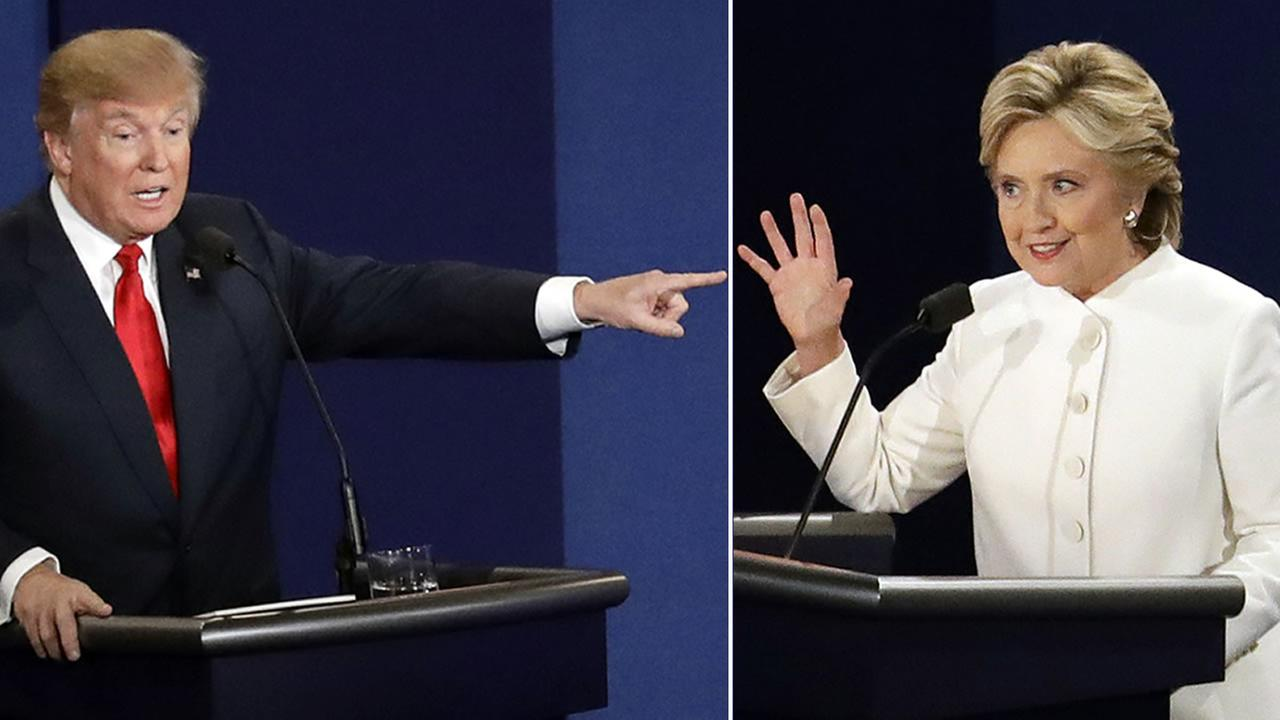 Hillary Clinton and Donald Trump faced off in their last presidential debate in Las Vegas, Nevada on Thursday, October 20, 2016.