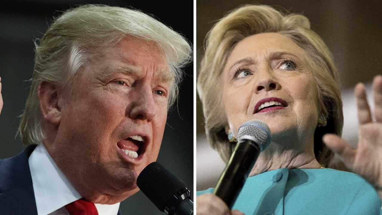 Hillary Clinton and Donald Trump are getting their last days worth of campaigning before Novembers election.