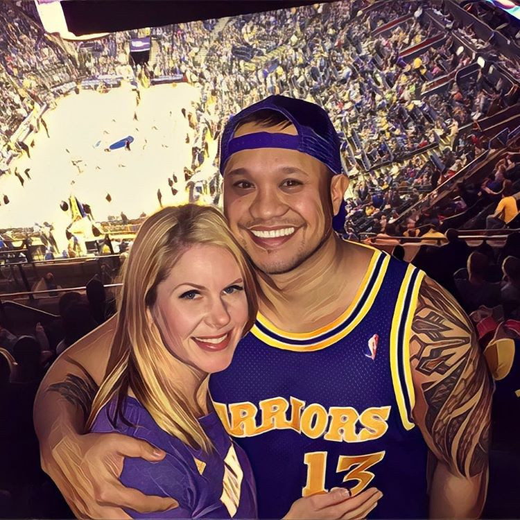 <div class='meta'><div class='origin-logo' data-origin='none'></div><span class='caption-text' data-credit='ohaypatricklmao/Instagram'>Dub Nation is showing Golden State pride by sending their photos to ABC7 with #DubsOn7. Go Warriors!</span></div>