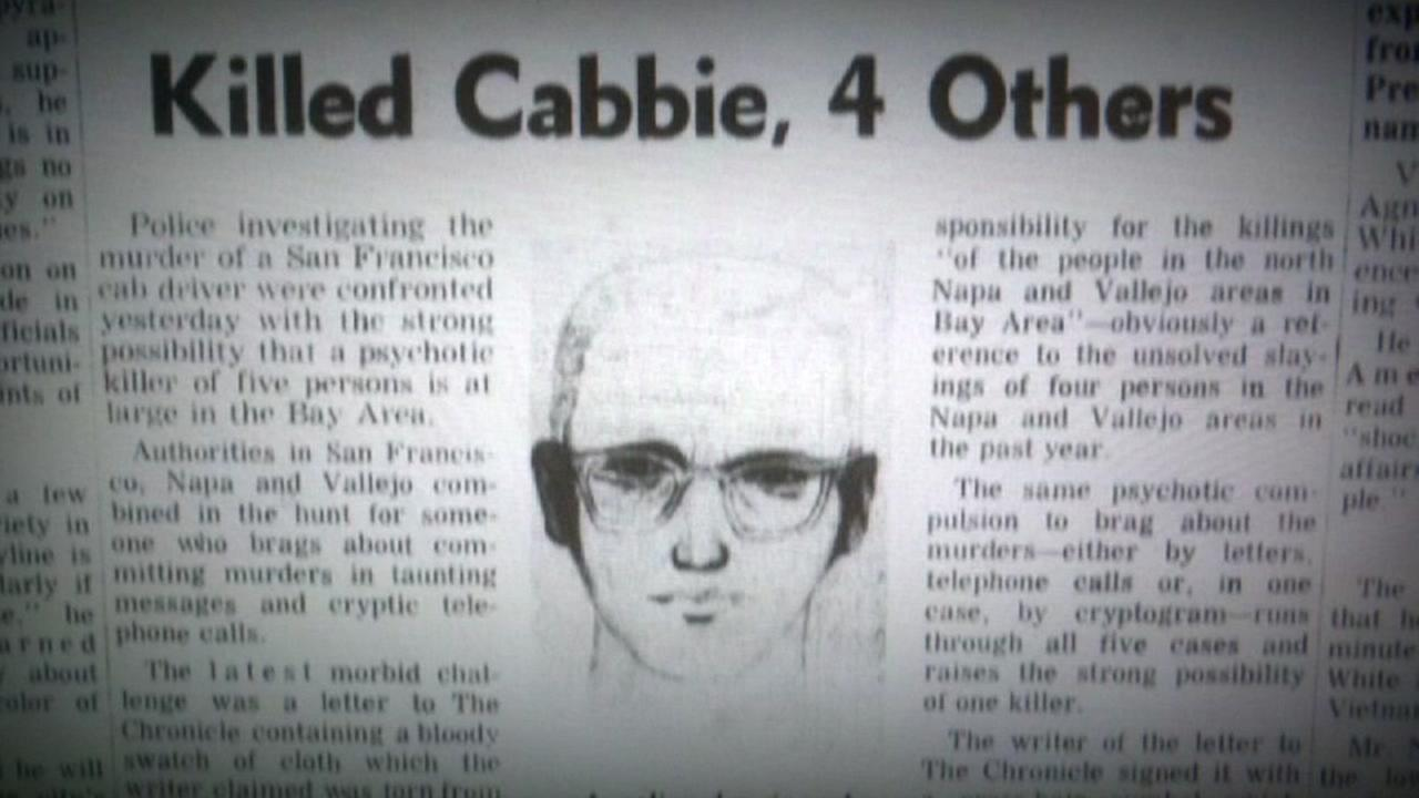 California police working on DNA match for Zodiac Killer