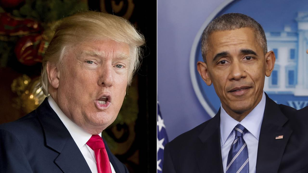 President Obama said that if he was able to run for president again, he believes he would have beaten Donald Trump.