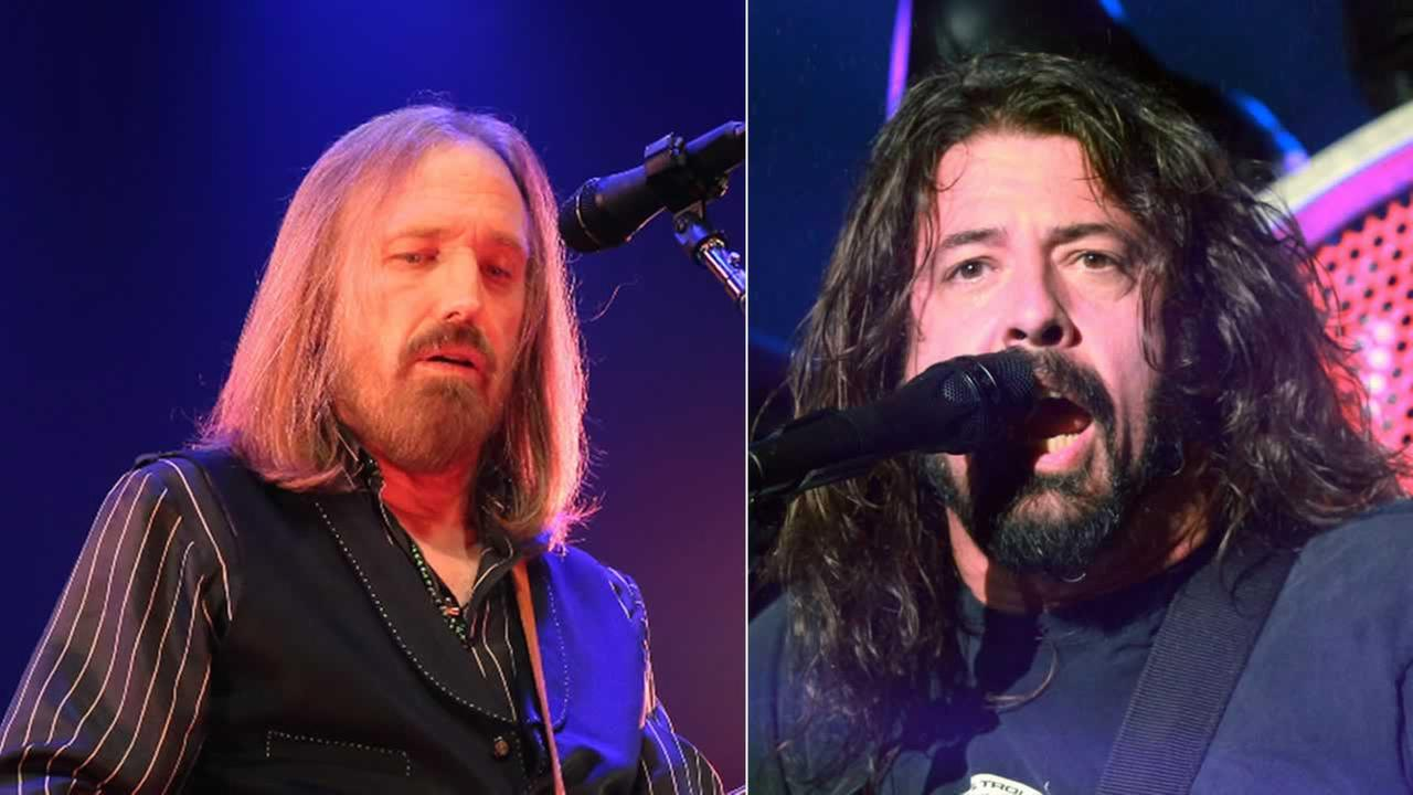 Tom Petty and The Heartbreakers and the Foo Fighters are two acts set to headline BottleRock Napa Valley Festival in Napa, Calif. in May 2017.