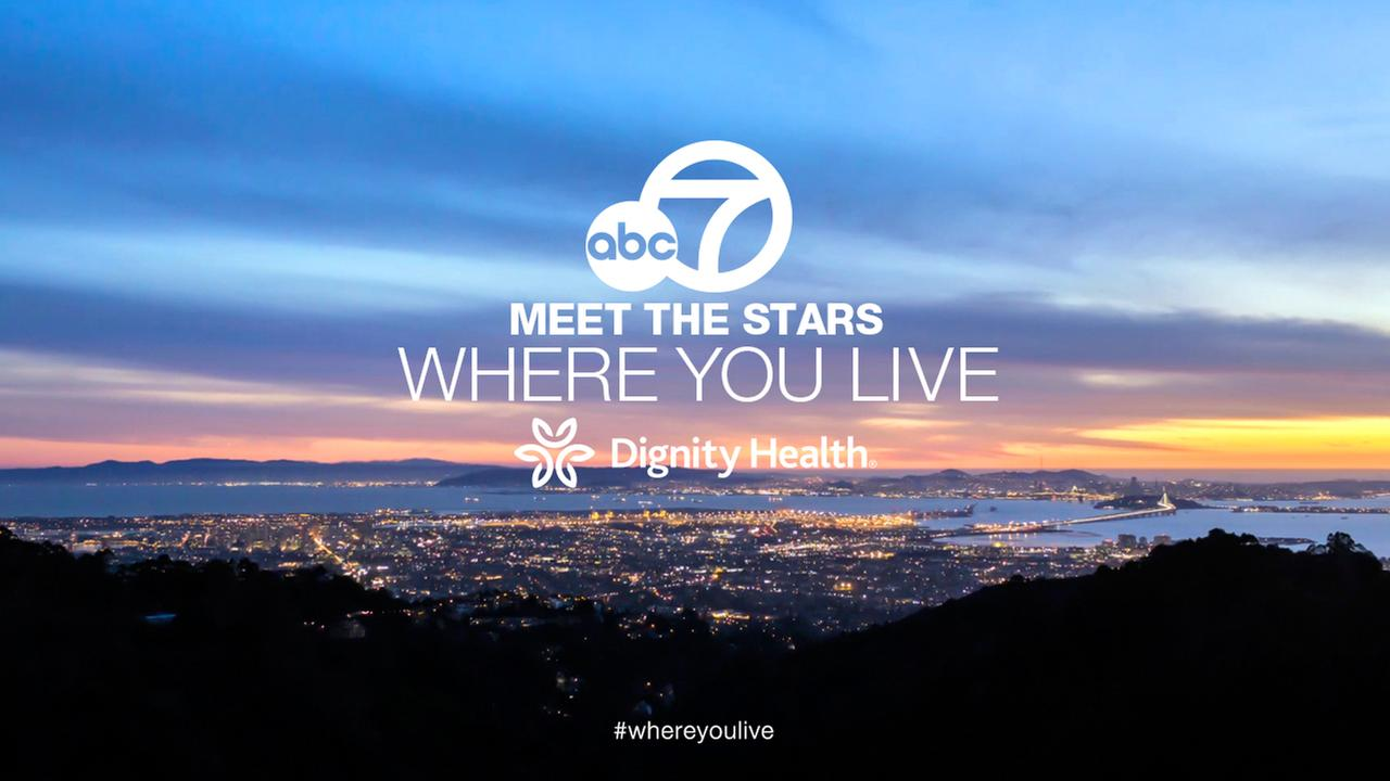 STAR GAZING: A little inspiration goes a long way. Thats why ABC7 is always on the lookout for real people, doing great things.